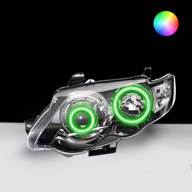 Ford FG XR MK2 Headlights