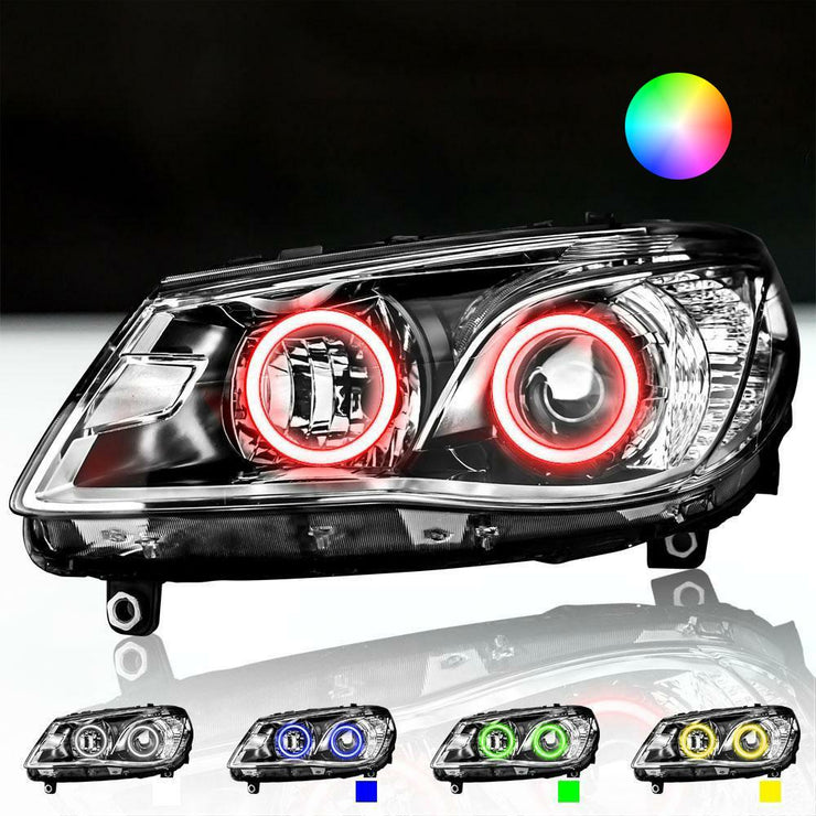 Holden VF Headlights