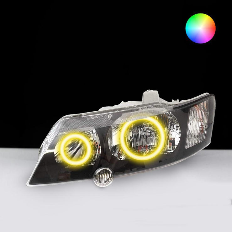 Holden VY SS Headlights