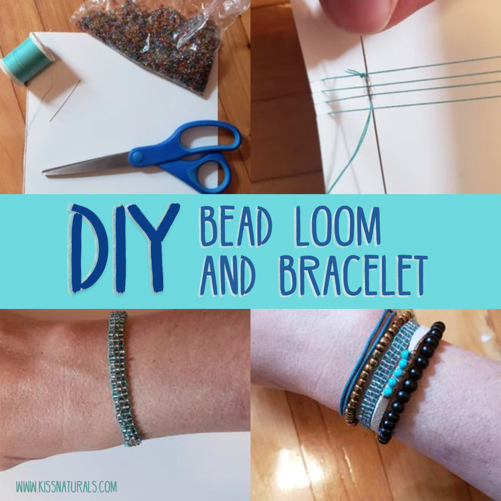 DIY Bead Loom & Friendship Bracelets