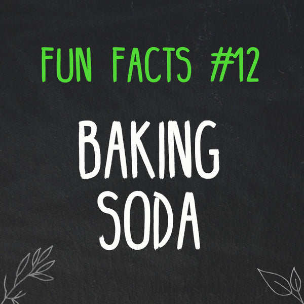 Fun Facts about Baking Soda