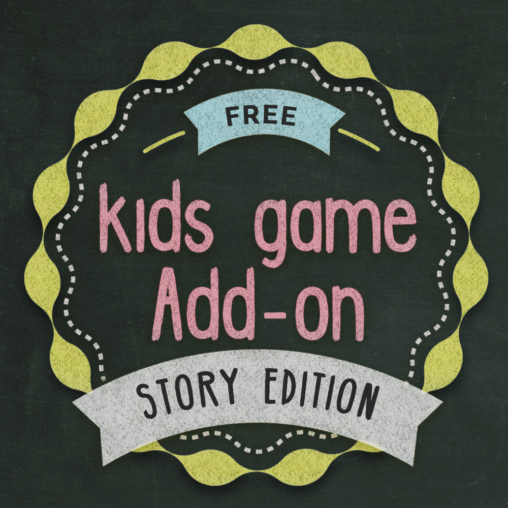 Add-On Game: STORY EDITION!