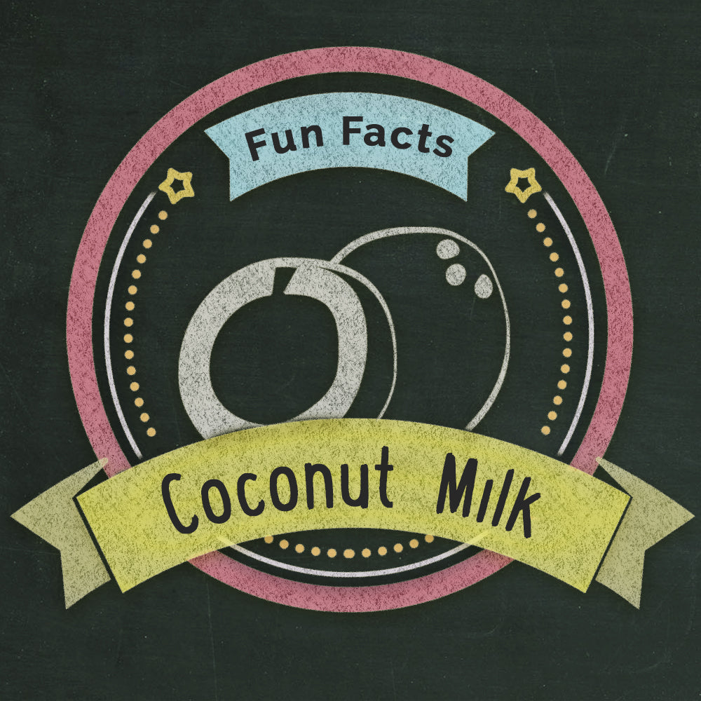 Fun Facts about Coconut Milk