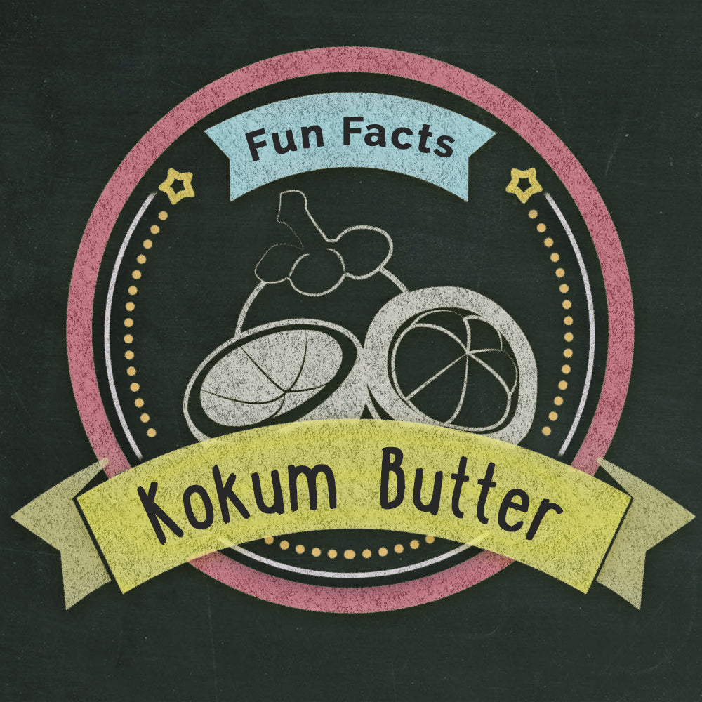 Fun Facts about Kokum Butter