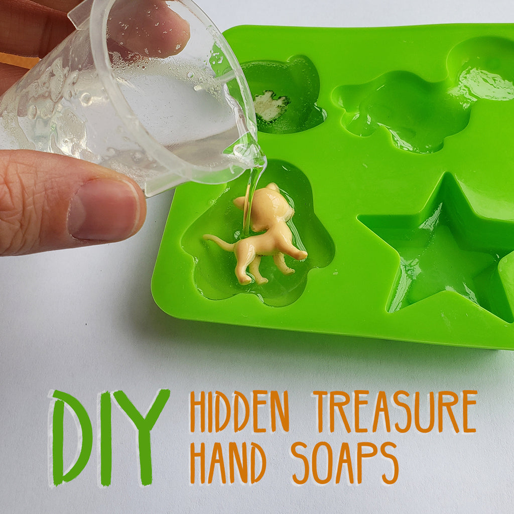 Hidden Treasure Soap Tutorial