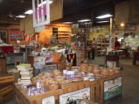 Inside the Station Knowlton Country Store