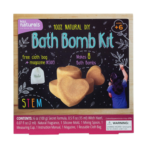 DIY Bath Bomb Kit - Charity Edition U.S.