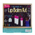 Lip Balm Kit, 100% natural. Comes with reusable bag and furoshiki cloth. Makes 6 lip balms.