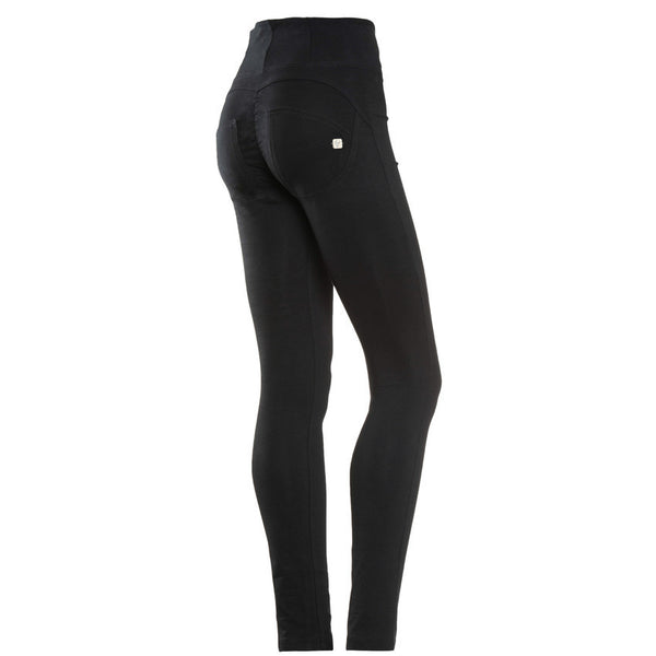 WR.UP® High Waist Skinny Fit Sort (N)