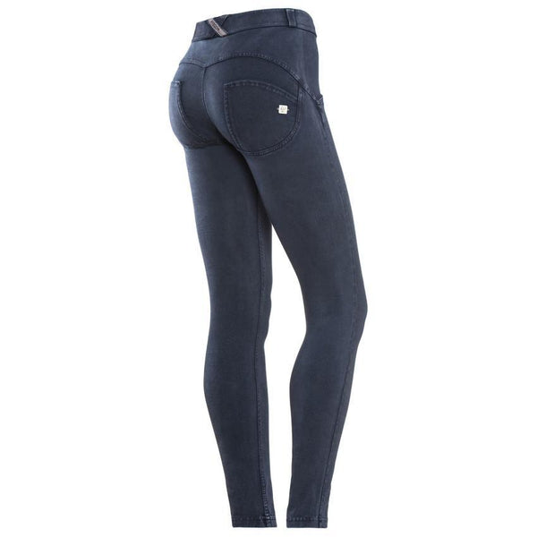 WR.UP® Regular Waist Marble Navy Blå (B94)