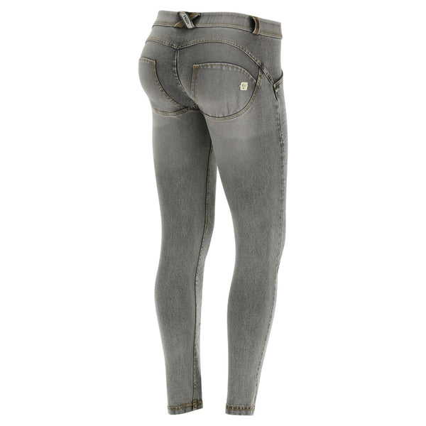 WR.UP® 7/8 Regular Waist Emily Denim Grå (J45Y)