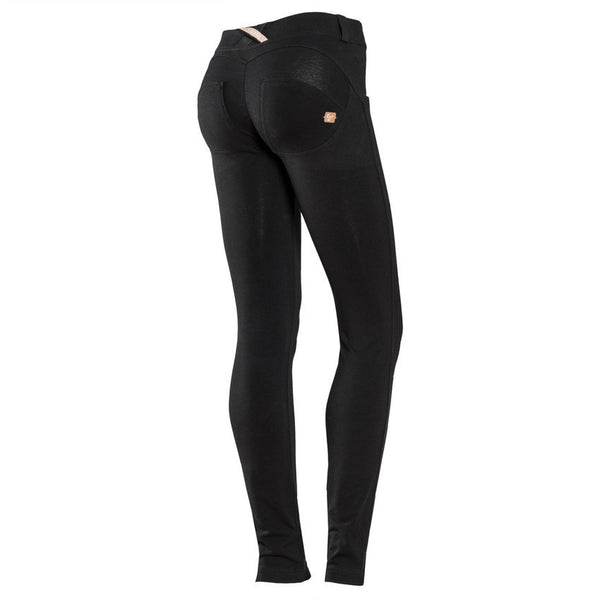 WR.UP® 7/8 Low Waist Sort (N)