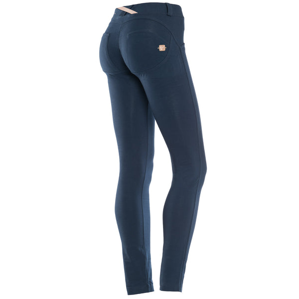 WR.UP® 7/8 Low Waist Navy Blå (B94)