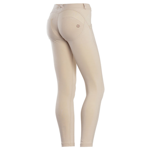 WR.UP® 7/8 Low Waist Beige (Z48)