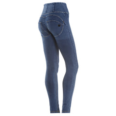 Freddy WR.UP Denim High Waist Gul Syning J0Y