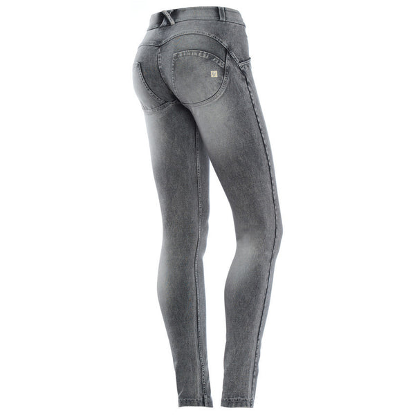 WR.UP® Regular Waist Garcia Grå Denim (J20G)