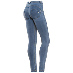 Freddy WR.UP Regular Waist Denim Lys J4Y
