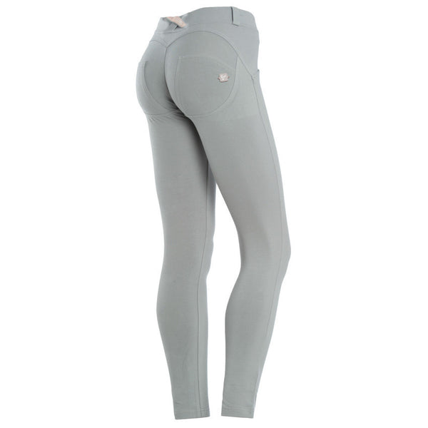 WR.UP® 7/8 Low Waist Lysegrå (G23)