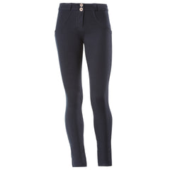 Freddy WR.UP 7/8 Regular Waist Navy Blå B94 WRUP5R1E