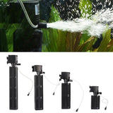 3 in 1 Multi-function Aquarium Filter Submersible Pump with Large Power Aquarium Purifier Water Tank Filter Pumping Oxygen Pet Clever