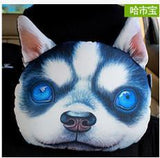 3D Car Head Neck Cushion Dog Pillow Dog Design Accessories Pet Clever Model 5