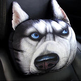 3D Car Head Neck Cushion Dog Pillow Dog Design Accessories Pet Clever