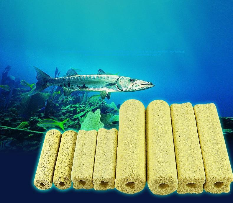 4Pcs Bio Aquarium Fish Pond Filter Rod Filters Pet Clever