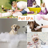 5 Pcs Pet Bath Bombs Shower Heads Pet Clever