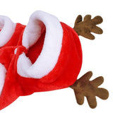 Amazing Pets Christmas Reindeer Costume Cat Clothing Pet Clever