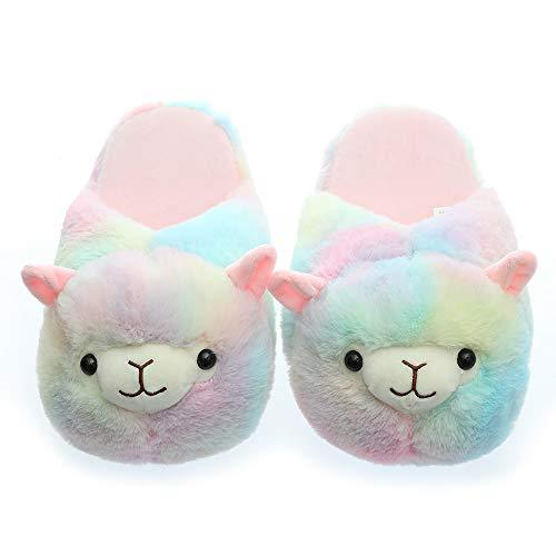Animal Design Furry House Slippers Other Pets Design Accessories Pet Clever Lamb 5-8