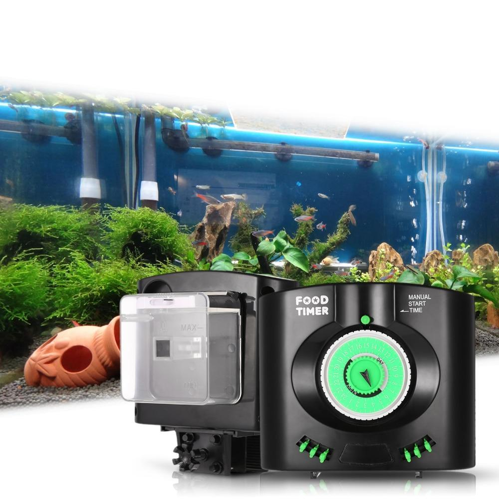 Automatic Fish Feeder Dispenser Fish Feeder Pet Clever