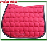 Breathable Horse Saddle Pad Horse Saddle Pet Clever Red