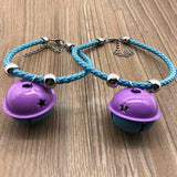 Cat Bell Collar Cat Toys Pet Clever