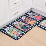 Cat Carpet & Doormats with Anti-Slip Rug Home Decor Cats Pet Clever 8 Small