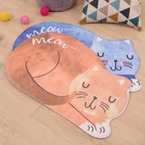 Cat Carpet & Doormats with Anti-Slip Rug Home Decor Cats Pet Clever 1 Small