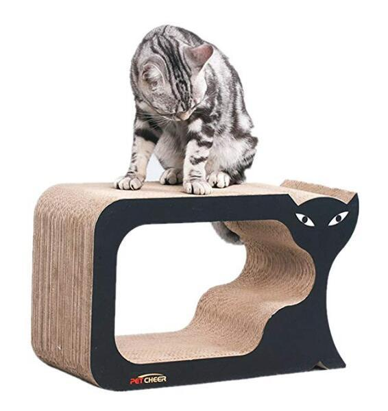 Cat Scratcher Lounge Cat Trees & Scratching Posts Pet Clever