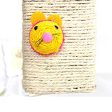 Cat Toy Interactive Paw Scratching Board With 3 Sisal Mouse Toy Cat Toys Pet Clever
