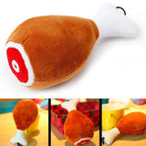 Chicken Leg Sound Squeaker Dog Toy Dog Toys Sport & Training Pet Clever