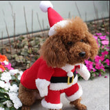 Christmas Pet Clothes Costume Apparel Dog Clothing Pet Clever