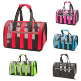 Colorful Breathable Pet Carrier Handbag Cat Carriers Pet Clever