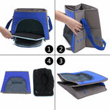 Convenient 3 Way Pet Outdoor Hiking Travel Carrier Bag Dog Carrier & Travel Pet Clever
