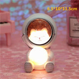 Creative Animal Astronauts Night Light Other Pets Design Accessories Pet Clever Cat S