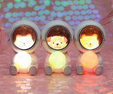 Creative Animal Astronauts Night Light Other Pets Design Accessories Pet Clever