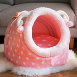 Creative Animal Shape Pet Bed Dog Beds & Blankets Pet Clever