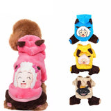 Cute Costplay Fashion Dog Clothes Dog Clothing Pet Clever