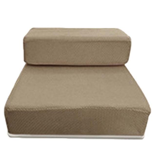 Detachable 2 Steps Stairs For Easy Climbing Dog Beds & Blankets Pet Clever Camel