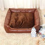 Detachable Waterproof House Bed Cushion Cat Beds & Baskets Pet Clever