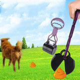 Dog and Cat Waste Poop Scoop Cleaner Tool Dog Care & Grooming Pet Clever