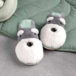 Dog Furry Slippers