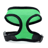 Dog Harness Chest Vest Dog Harness Pet Clever XS Green